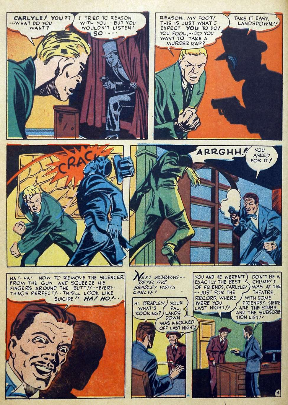 Suspense Comics #3 from 1944 20