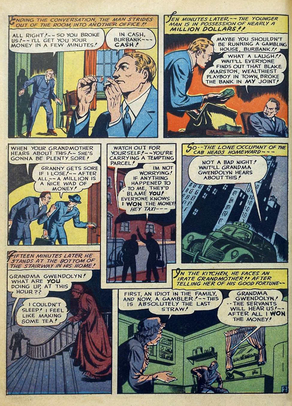 Suspense Comics #3 from 1944 24