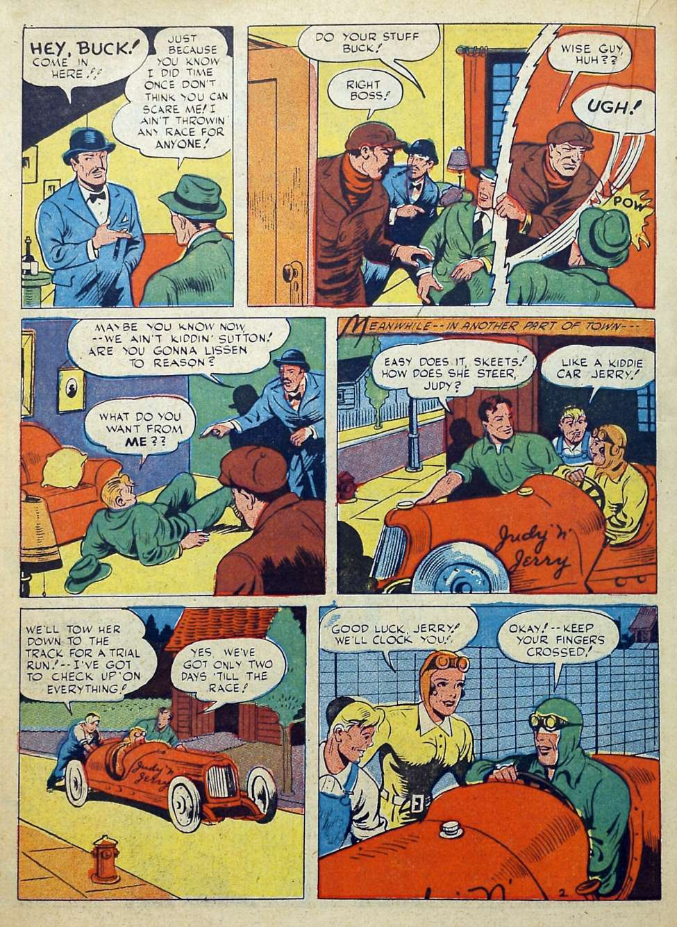 Suspense Comics #3 from 1944 32