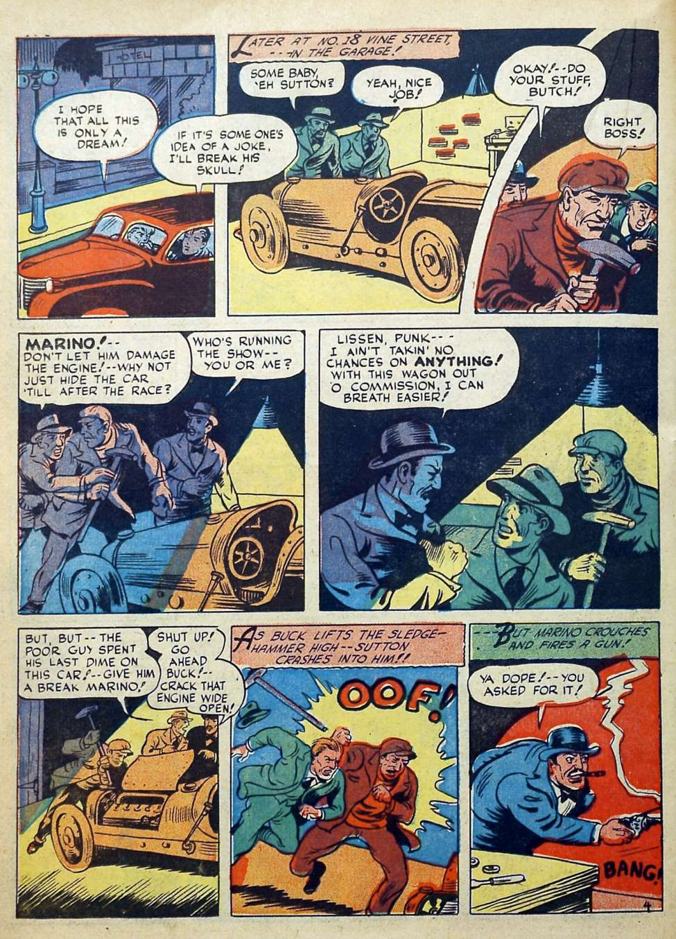 Suspense Comics #3 from 1944 34