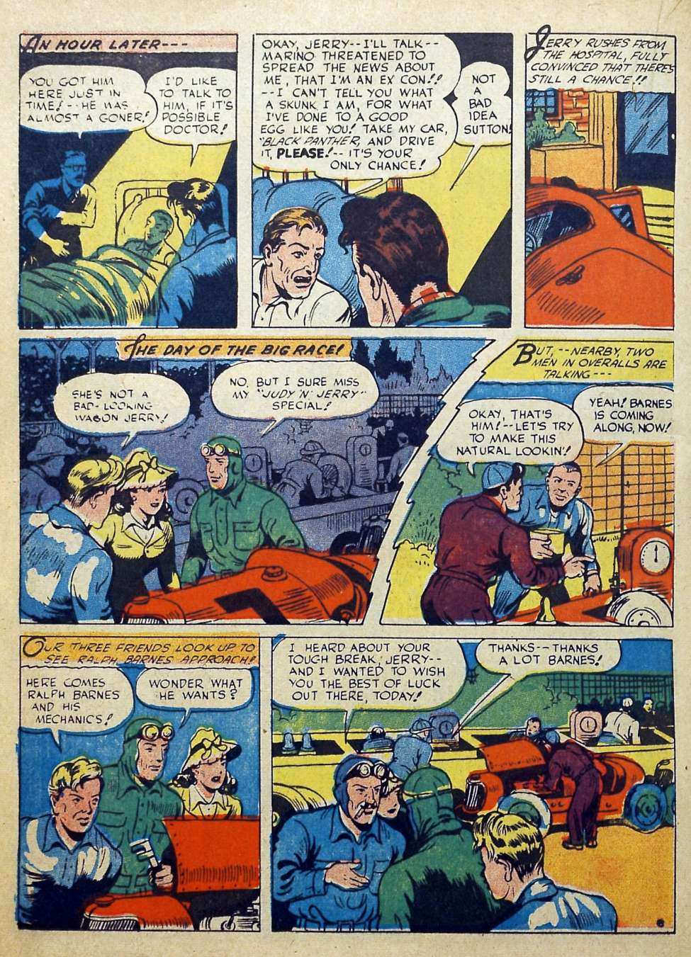 Suspense Comics #3 from 1944 36