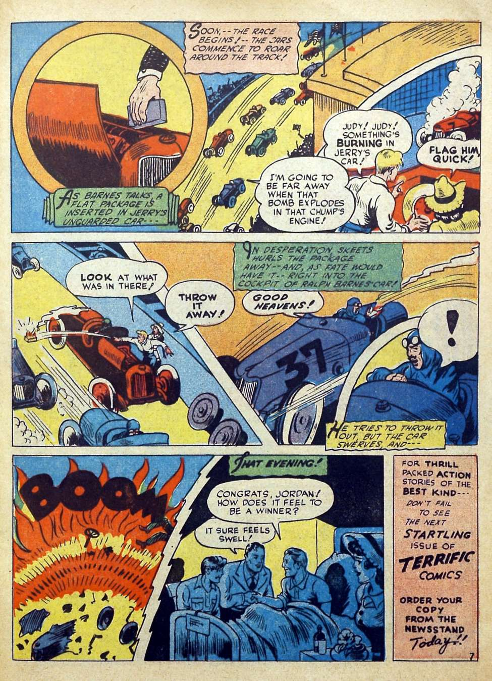 Suspense Comics #3 from 1944 37