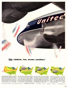 United Airlines 1952