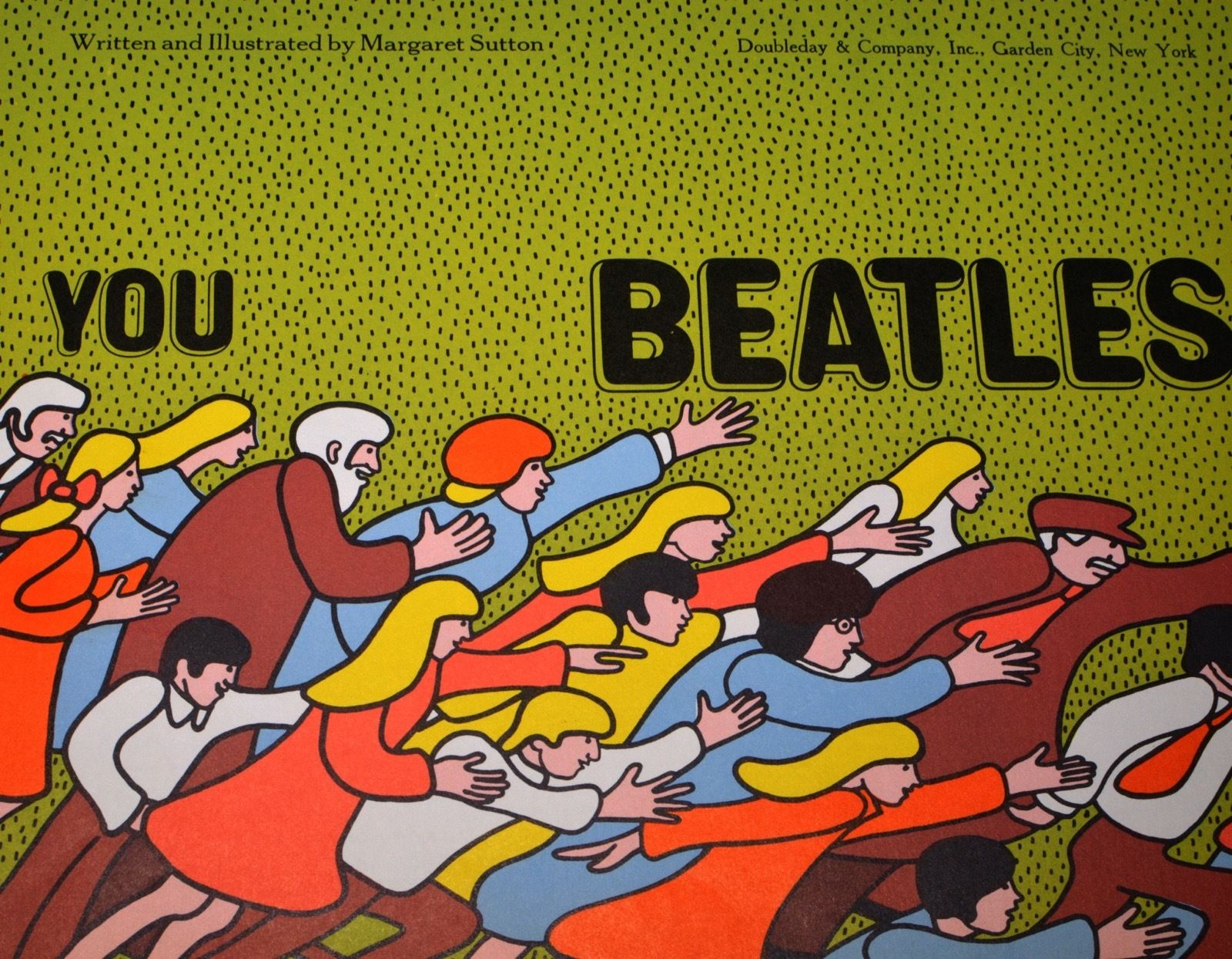 We Love You, Beatles