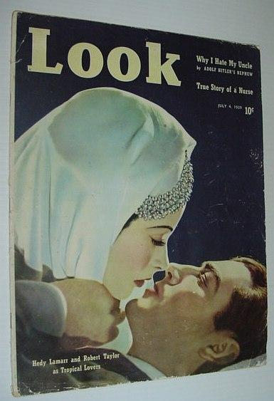 Look magazine 1939 Why I hate my uncle william hitler