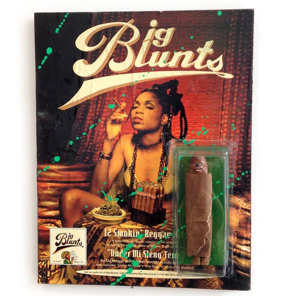 Big in Blunts action figure