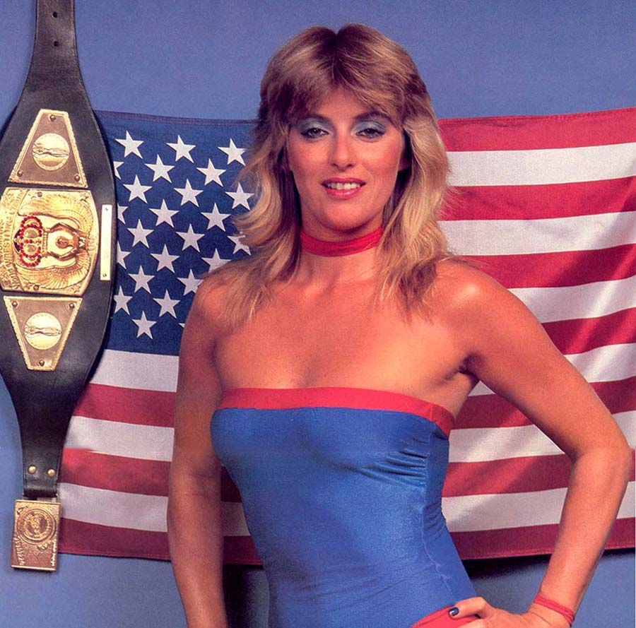 Meet The Ladies Of 1980s Wrestling Flashbak