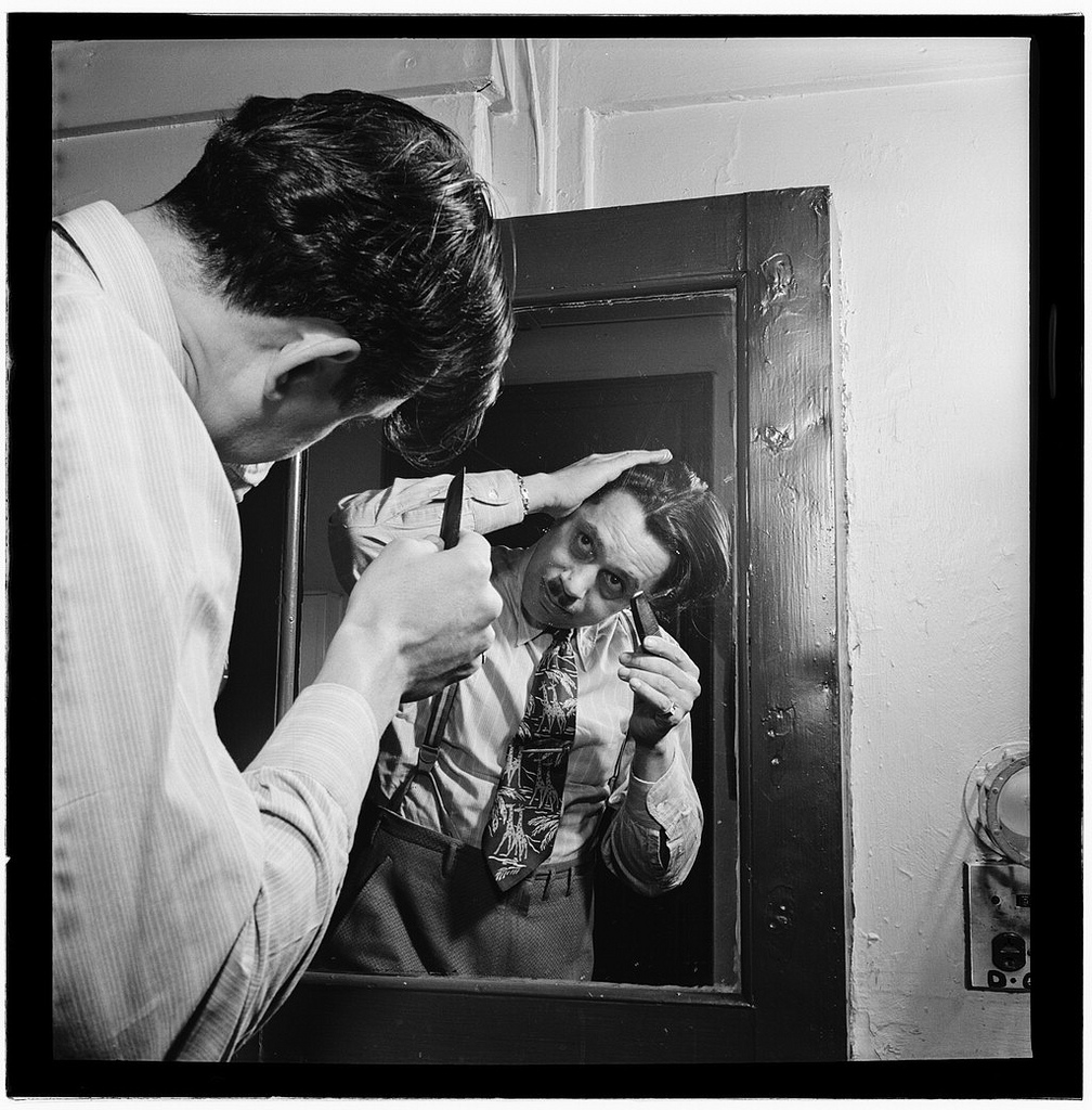 Cab Calloway, Columbia studio, New York, N.Y., ca. Mar. 1947by Gottlieb, William P Library of Congress Washington D.C