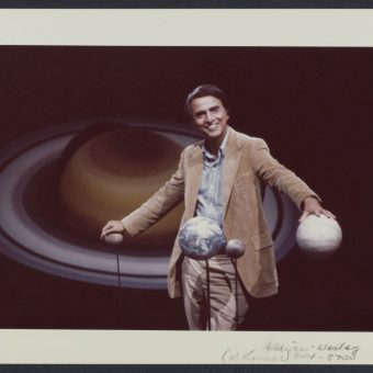 Young Carl Sagan's Reading List Celebrates The Power Of Books