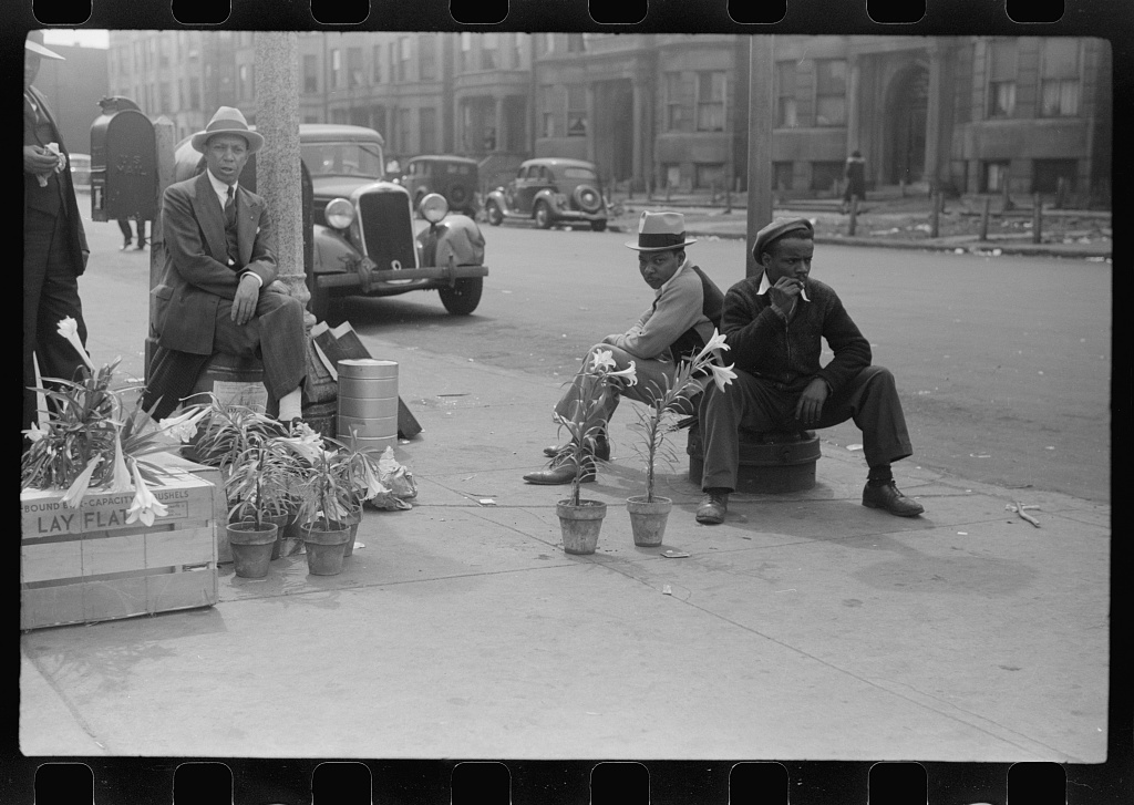 chicago south side 1941 g