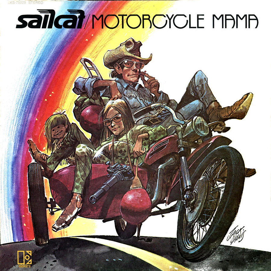 motorcycle on vintage vinyl (26)