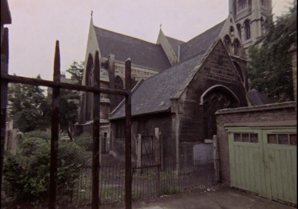 All Saints church hall, scene of London's first regular counterculture gatherings a few years earlier
