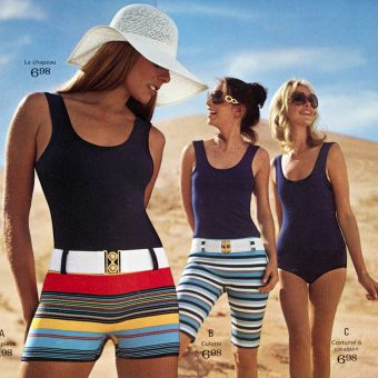 Eaton's Spring-Summer 1971 Catalog – Ladies' Fashions