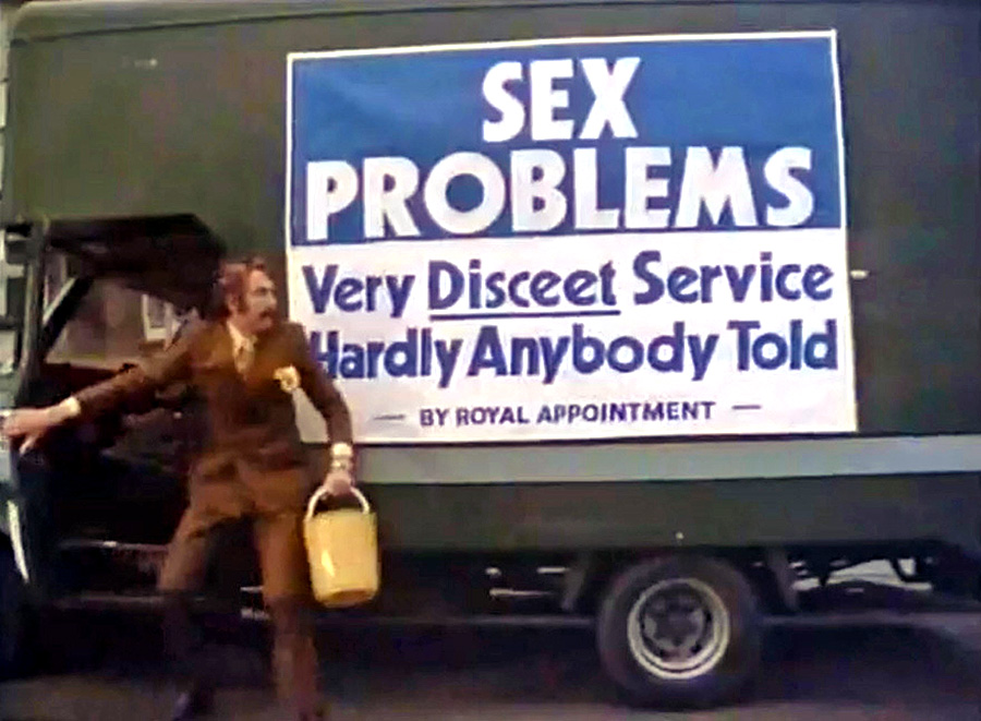 sex problems monty python