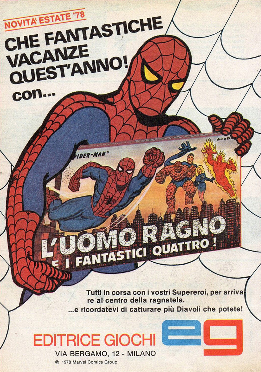 spiderman italian toy ads (2)
