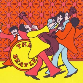 We Love You Beatles: A Colorful Fab Four Tribute (1971)