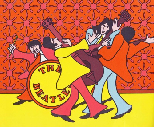 we love you beatles