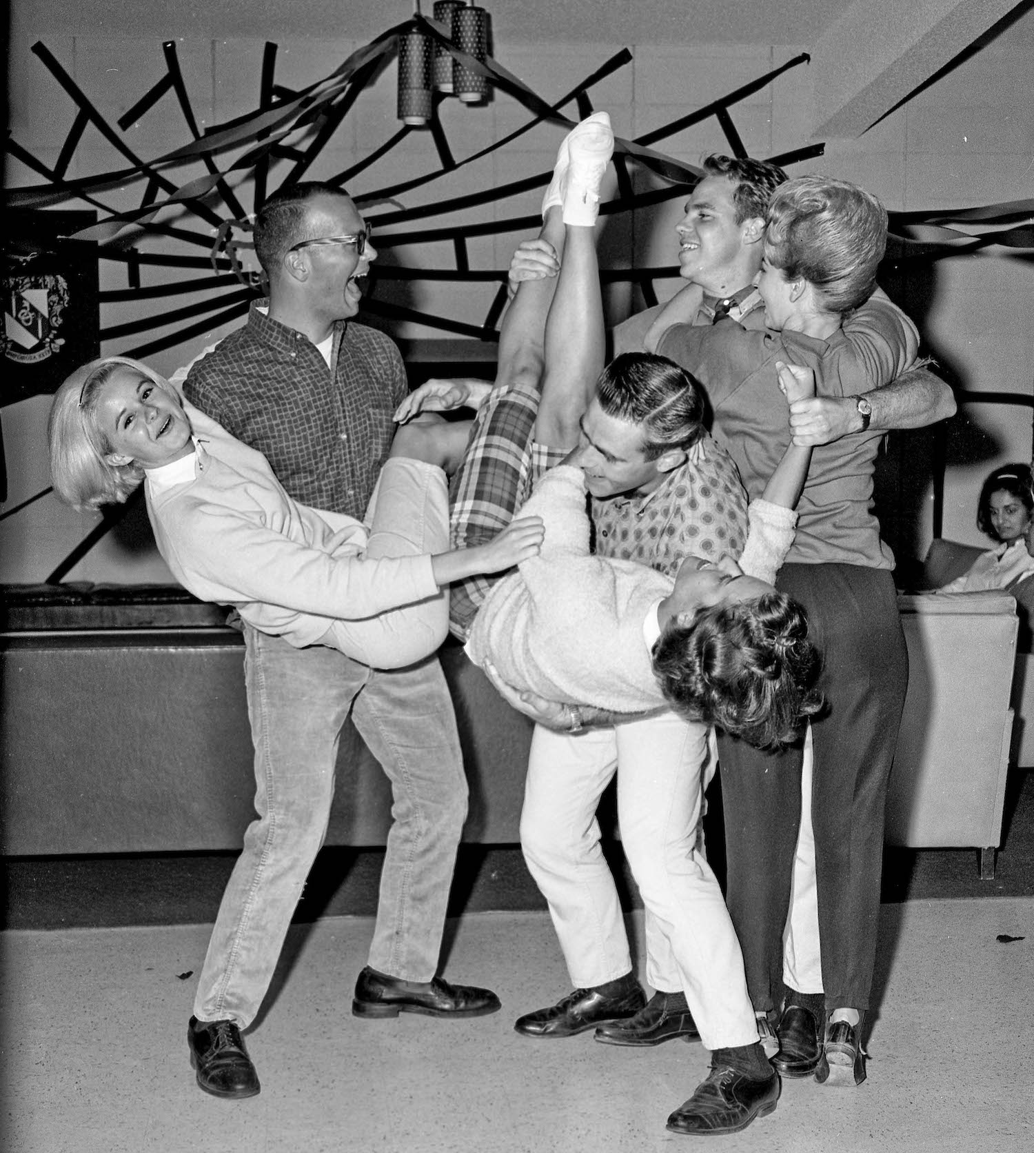 Oct 31st, 1964--Halloween Dance Party, Fresno State College