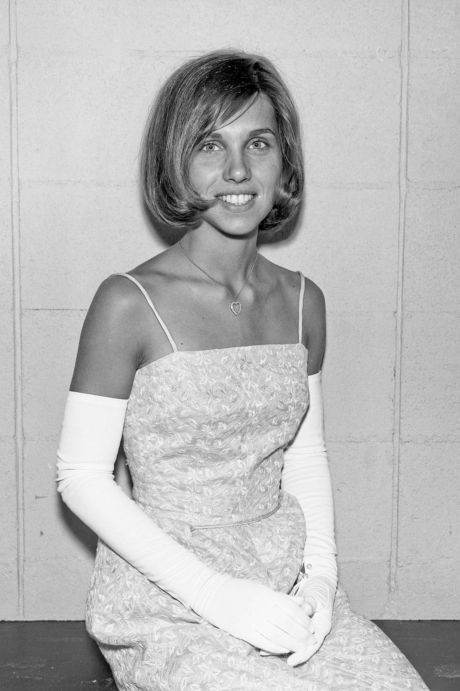 Sept 14th, 1964--Linda--Fresno State College