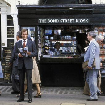 James Bond And Me – The Best Roger Moore Story Ever