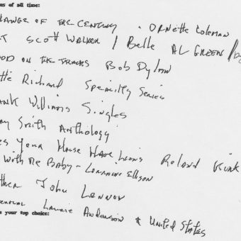 Lou Reed's 12 Top 10 Records Of All Time