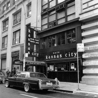 Max's Kansas City: Photos Of New York's Wildest Bar (1965 – 1981)
