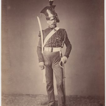 Spectacular Portraits of Napoleon's Veterans – May 5, 1858