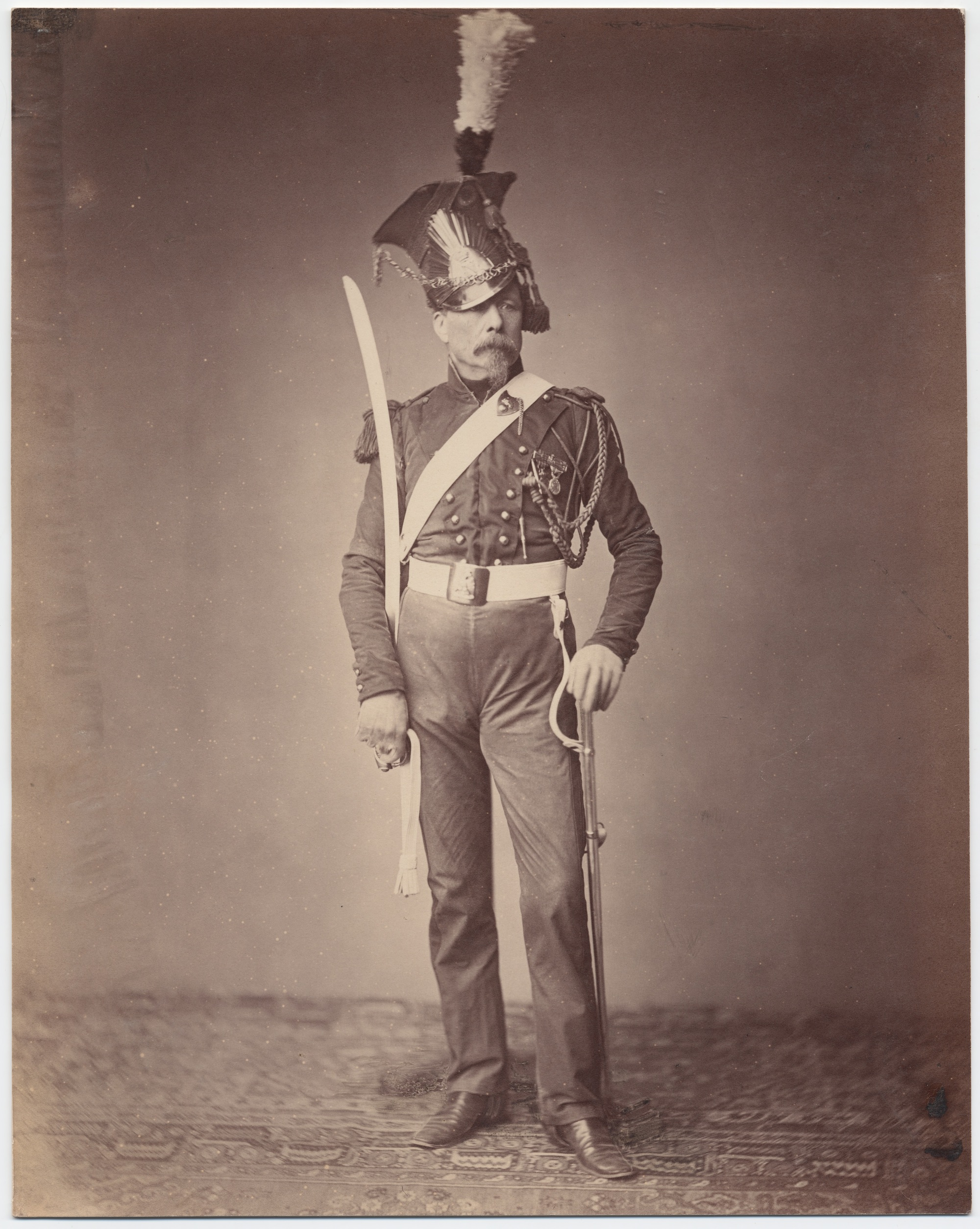 Monsieur Verlinde of the 2nd Lancers, 1815