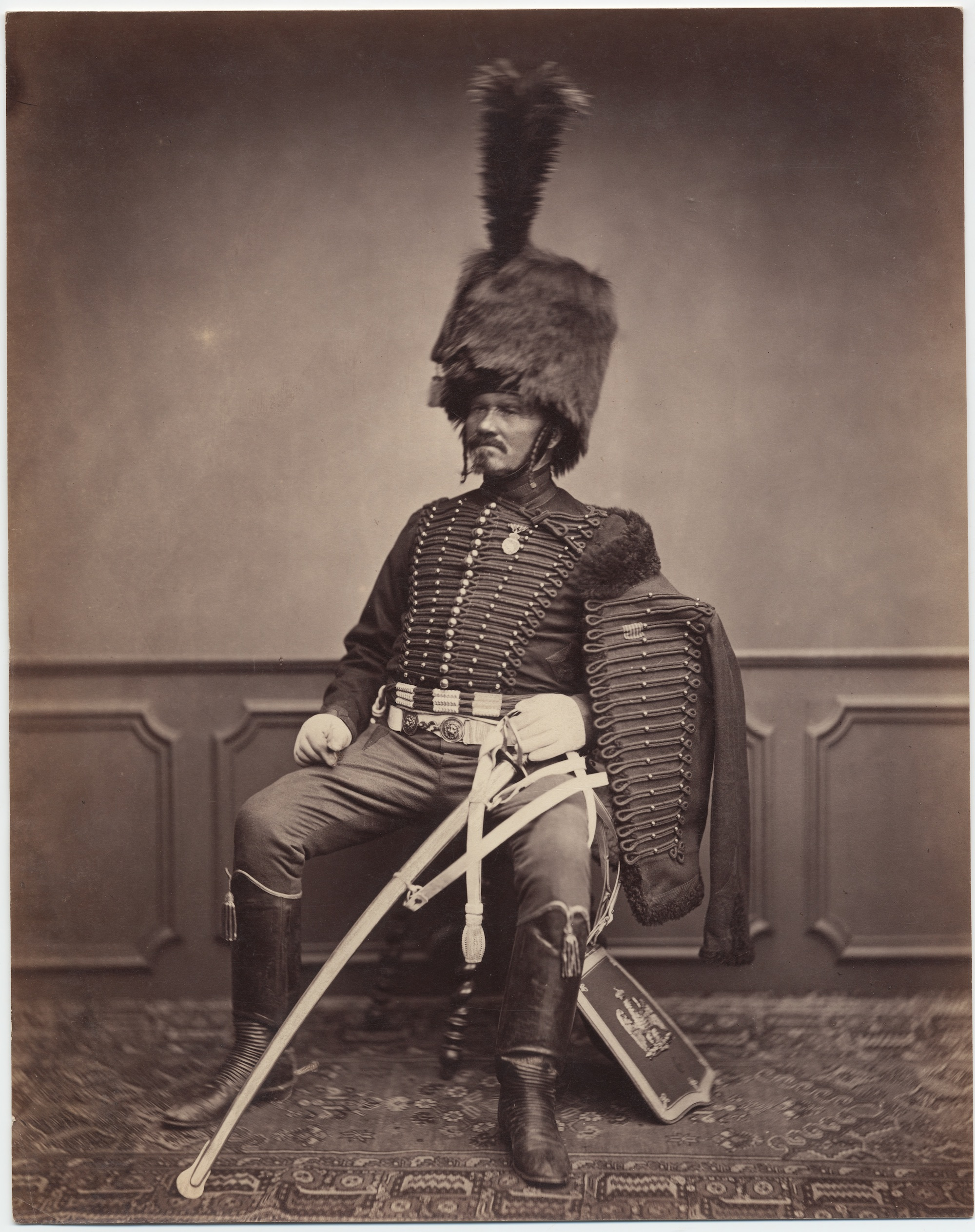 Monsieur Moret, 2nd Regiment, 1814-15