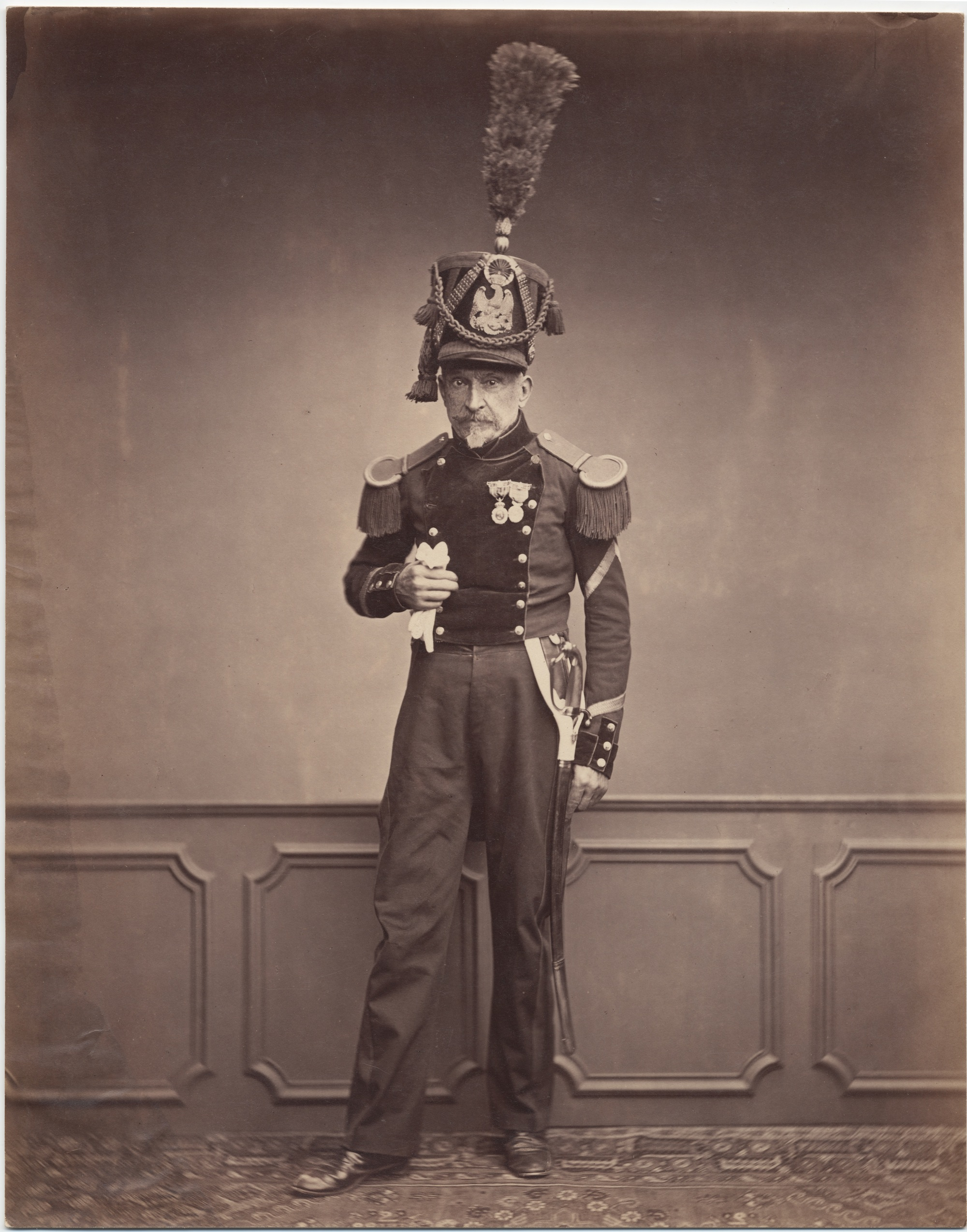 Monsieur Lefebre, Sergeant 2nd Regiment of Engineers, 1815