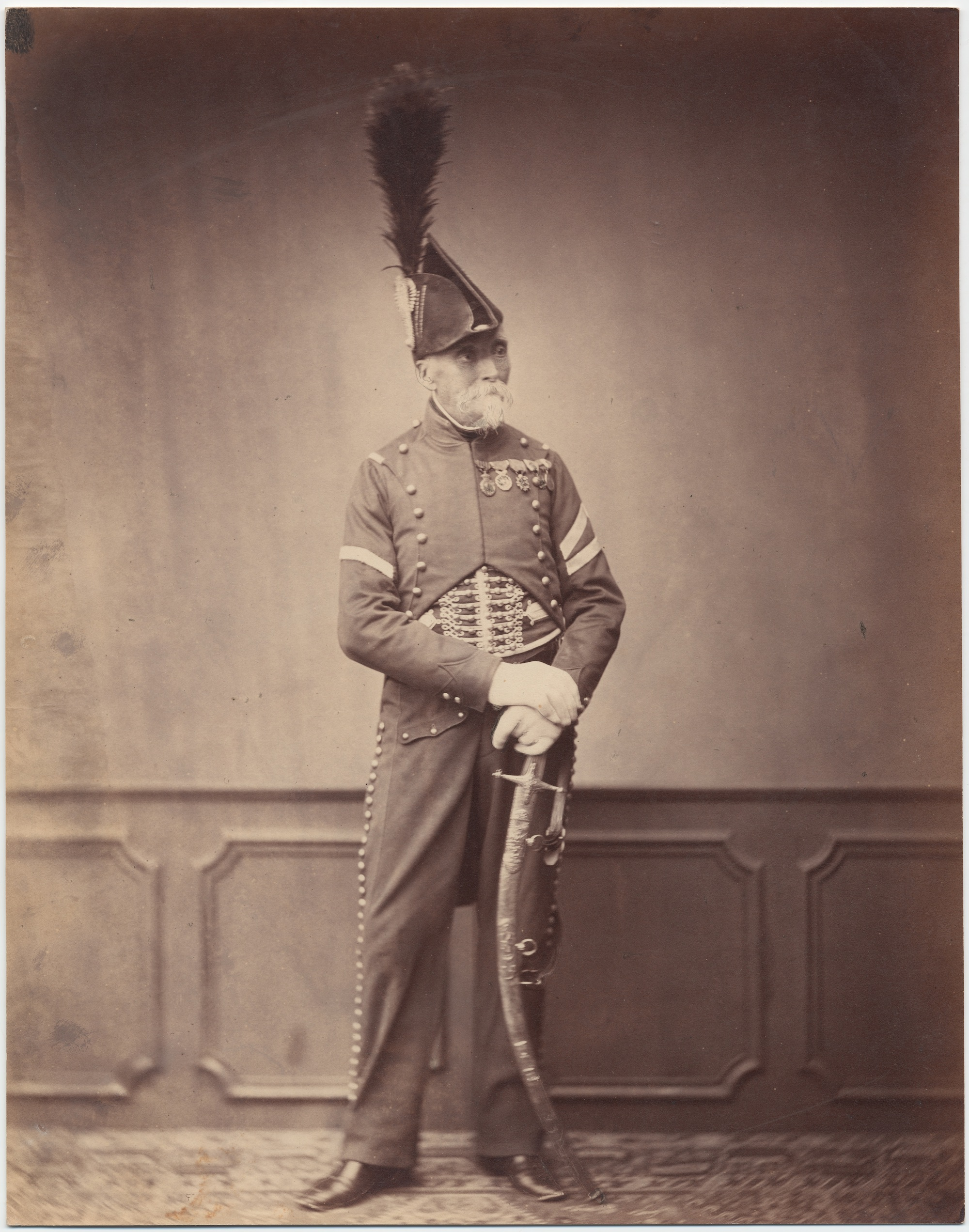 Monsieur Dupont, Fourier for the 1st Hussar