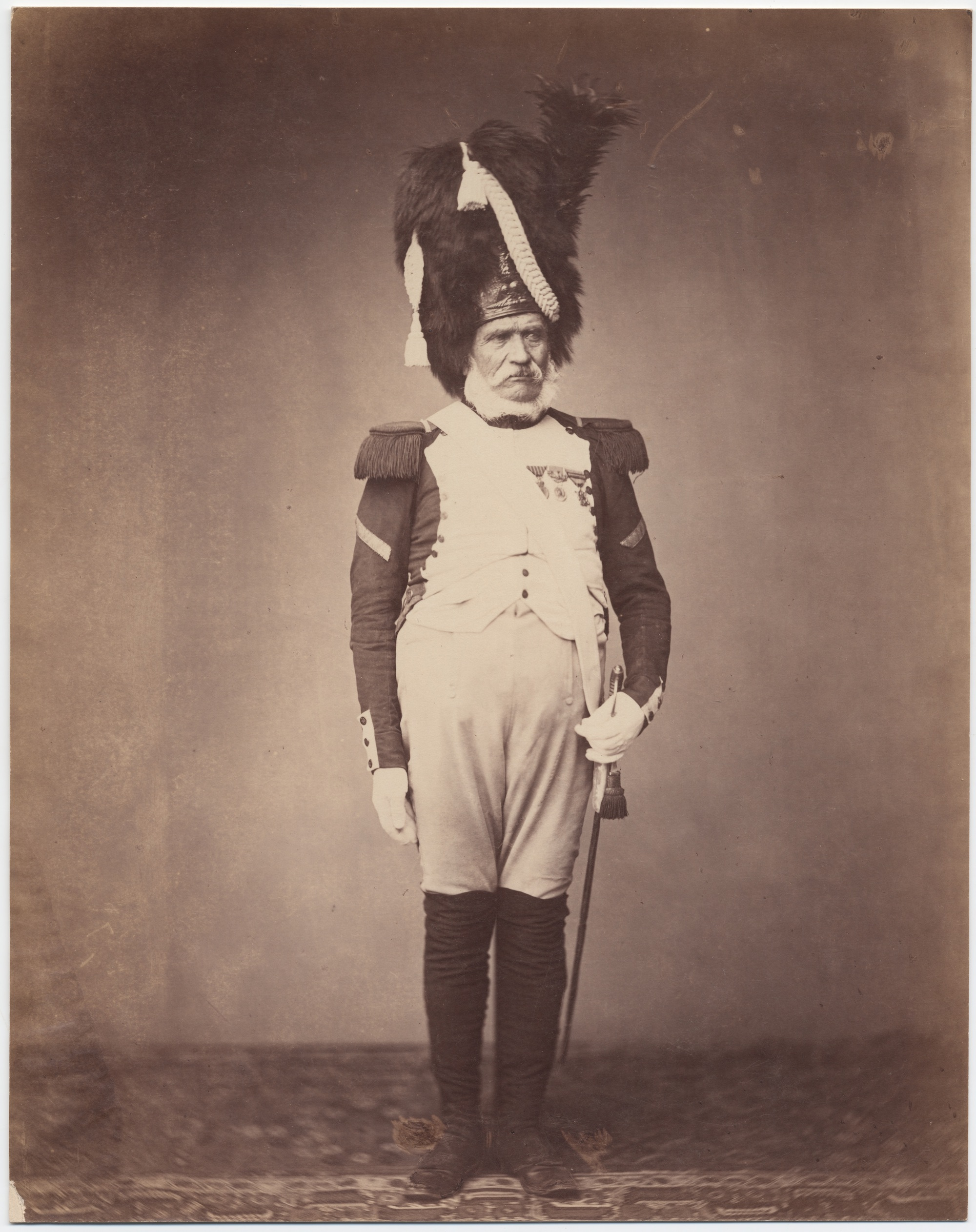 Grenadier Burg, 24th Regiment of the Guard, 1815