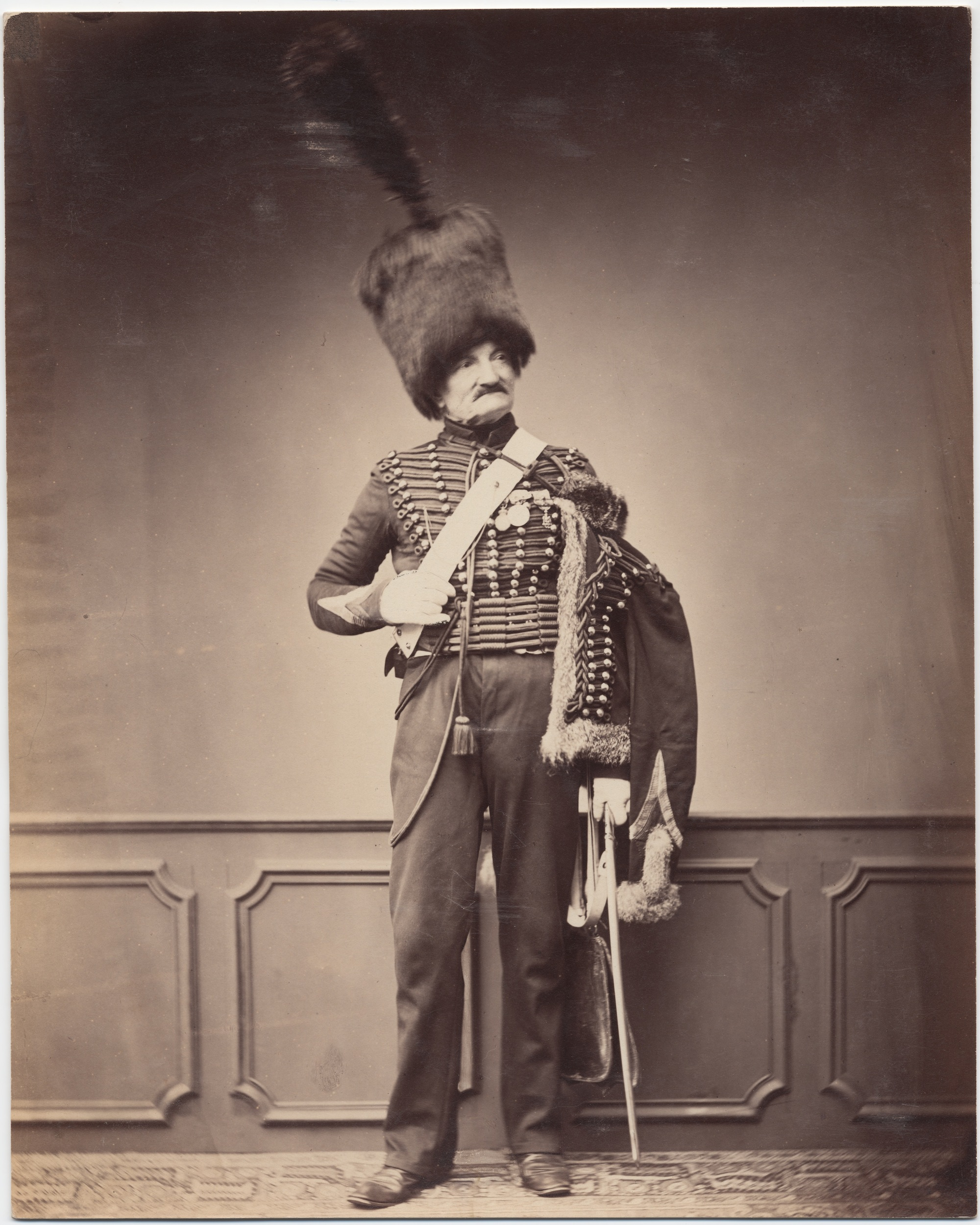 Monsieur Maire, 7th Hussars, c. 1809-15