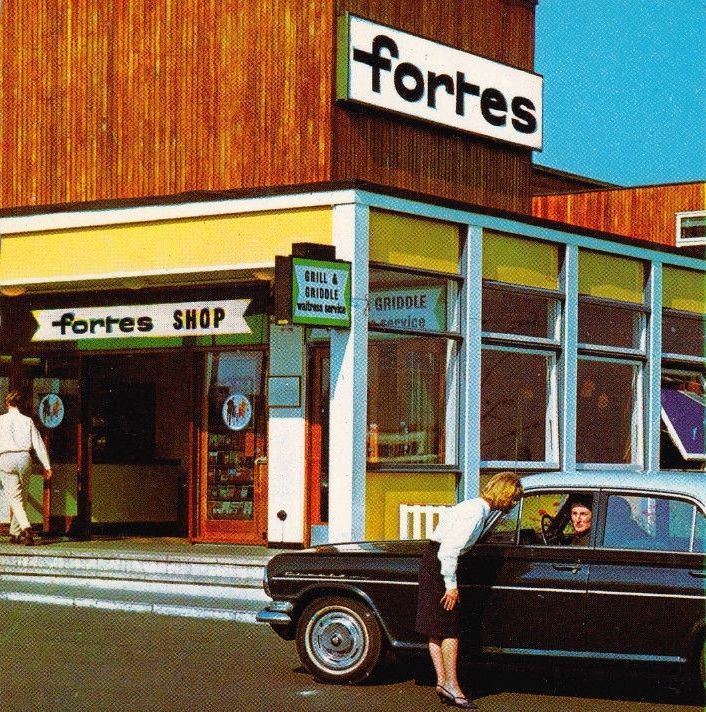 The Drive of Our Lives – The Heyday of the Motorway Service Station