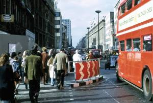 Oxford Street, London 1972