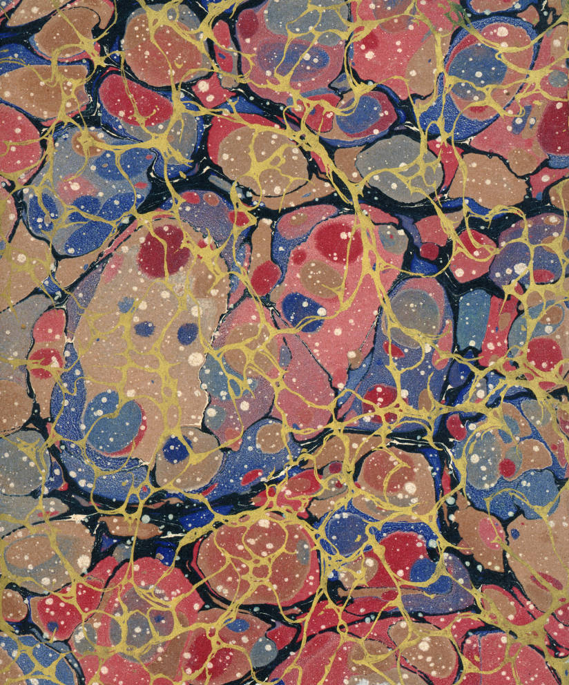 The Art Of Marbling 19th Century Decorated And Decorative