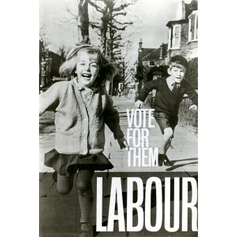 Greet the Dawn! – Labour Party Election Posters from the 20th Century