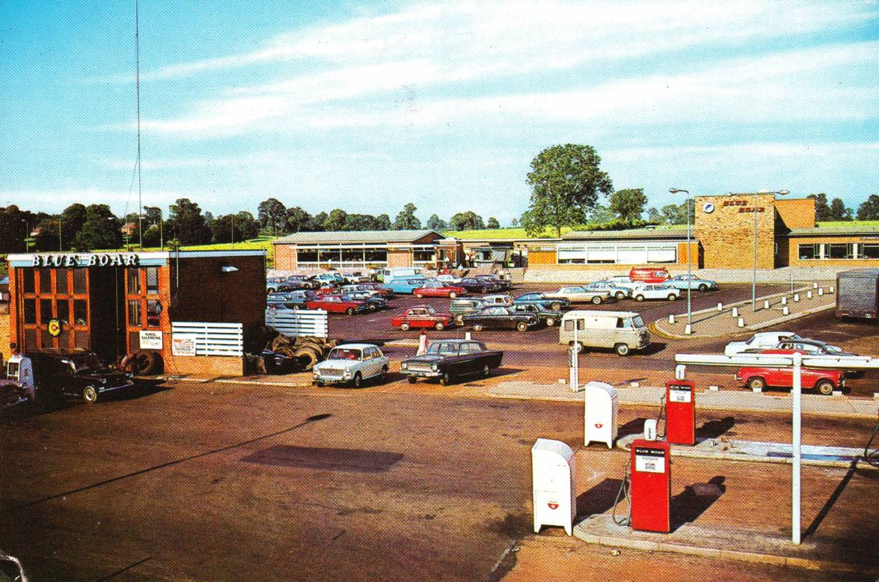 Watford Gap Services, M1 Motorway