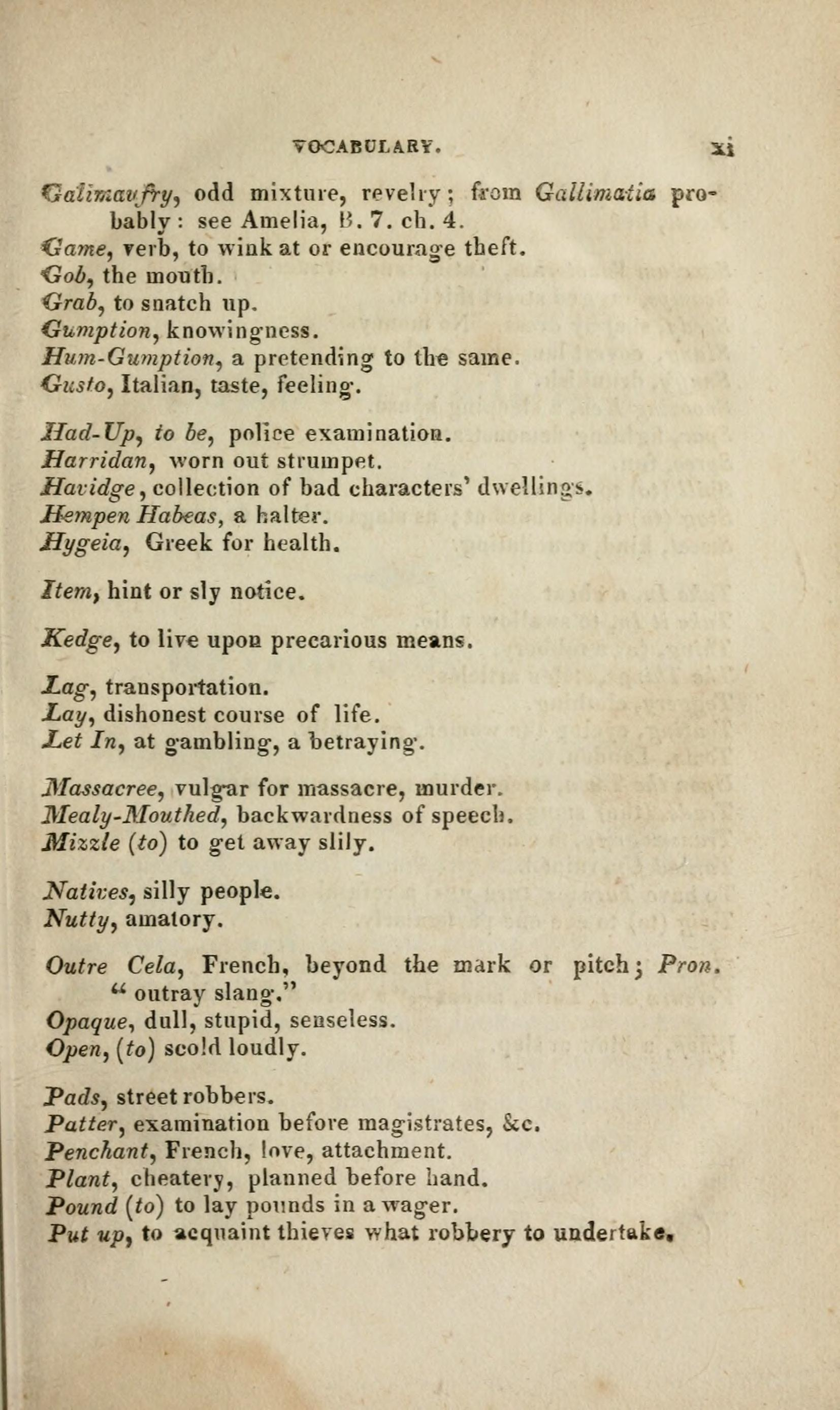 The London Guide and Stranger's Safeguard against the Cheats, Swindlers, and Pickpockets (1819)