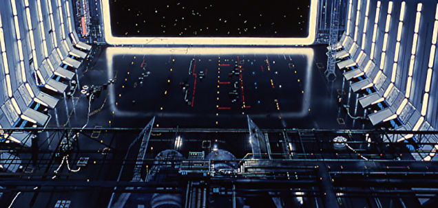 star wars matte paintings s