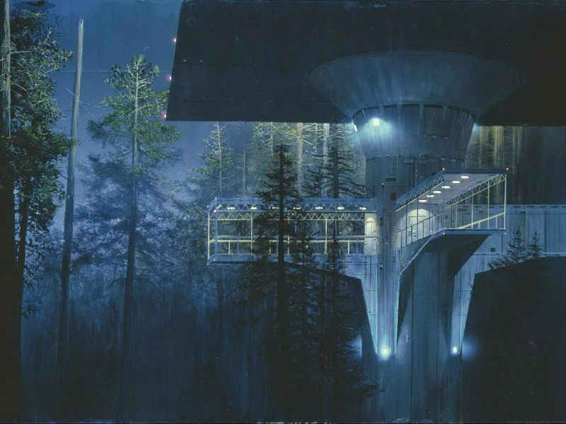 star wars matte paintings t