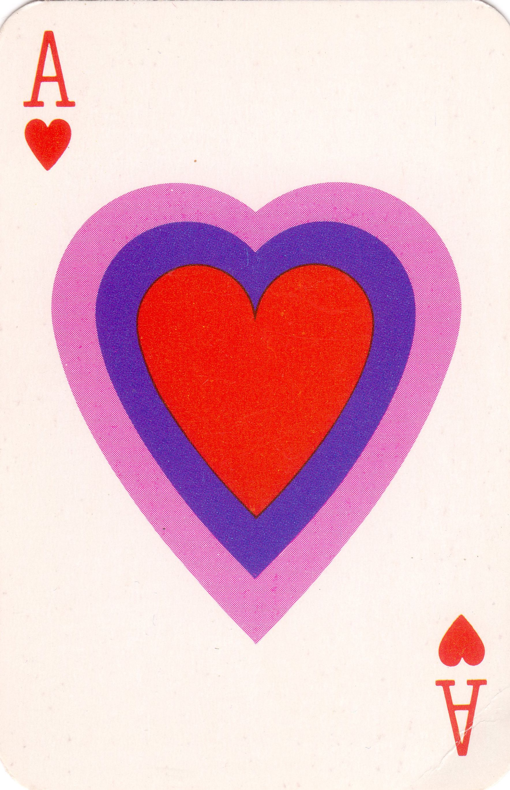 1960s playing cards groovy-38