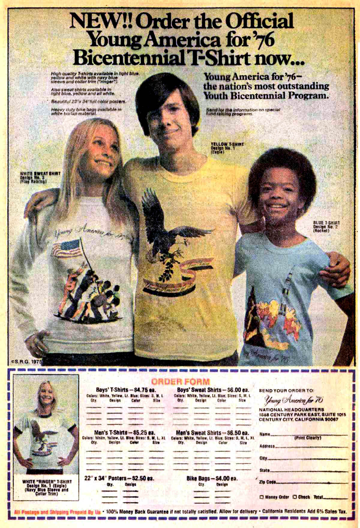 27_Todd Bridges in a T shirt ad