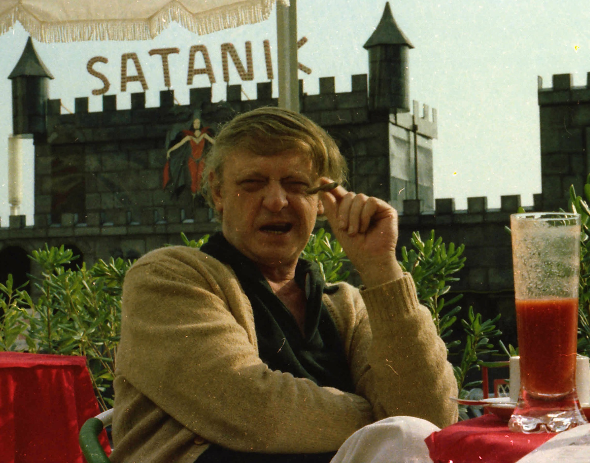 Anthony Burgess satan