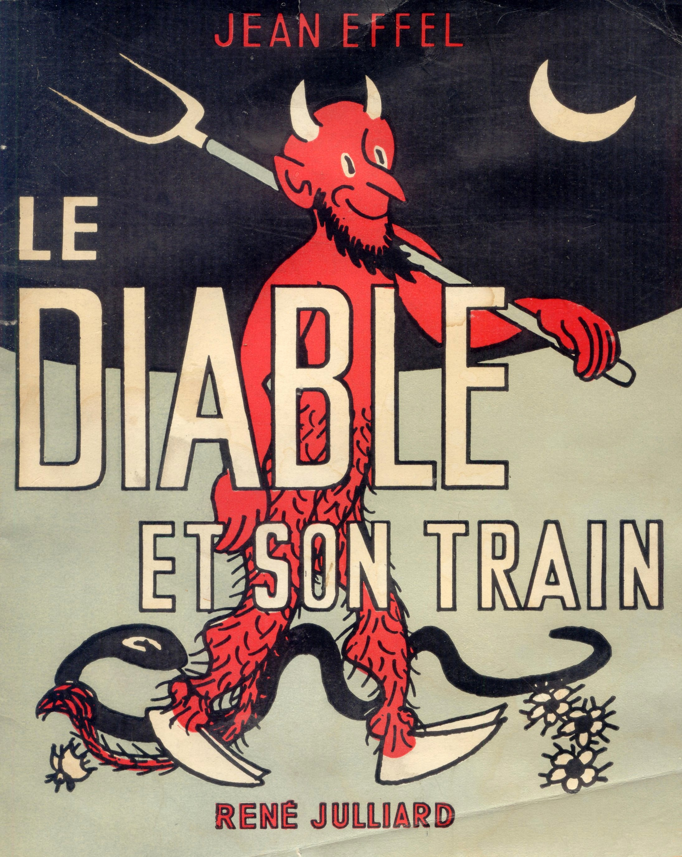 le diable et son train (1951)