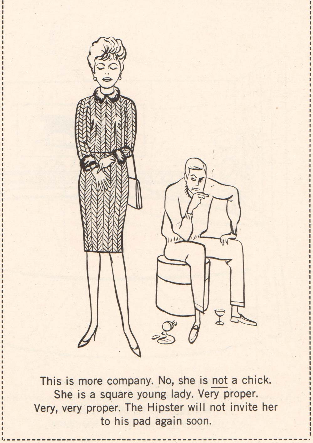 Hipster Coloring Book 1962 (04)