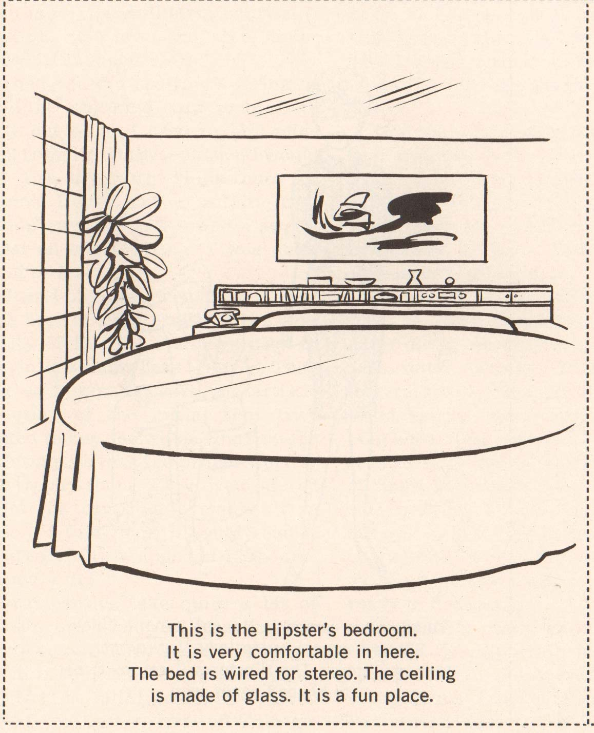 Hipster Coloring Book 1962 (07)