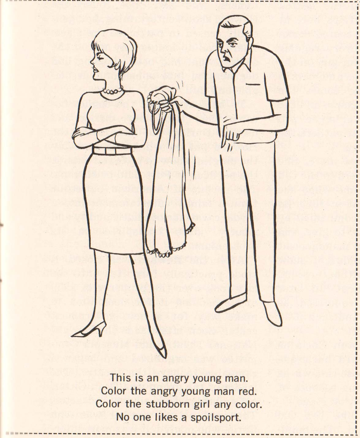 Hipster Coloring Book 1962 (11)