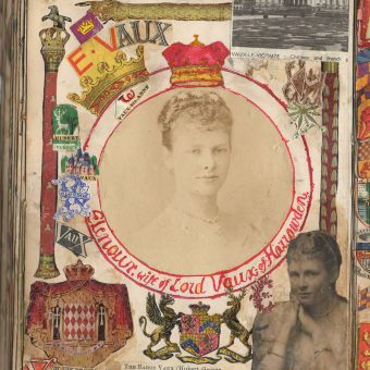 Every Page A Wonder: A Sublime Victorian Scrapbook