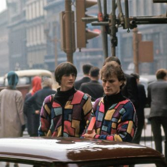 'Groovy' Pictures of London in 1966